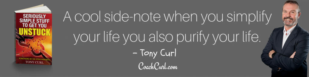 The Tony CoachCurl Empowering Podcast